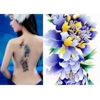 Buy cheap Cute Full Body Temporary Tattoo Sticker For Children / Kids Eco Friendly from wholesalers