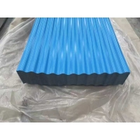 China Color Bond Corrugated Roofing 1.2mm Pre Painted Gi Sheet on sale