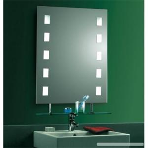 China Illuminated Bathroom Mirror,LED Bath Mirror,Lighted Backlit on sale