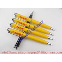 Cheap cheap and high quality telescopic baton use and throw pens metal pens for sale