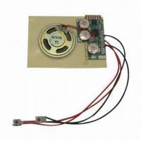 Cheap 120 Seconds Pre-recorded Sound Chip for Musical Greeting Cards and Sound Cards for sale