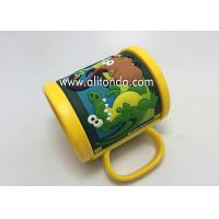 Cheap Custom and supply plastic pvc mugs for aquarium travel agent company museum gift for sale