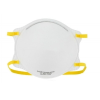 China Dust and virus prevention disposable Particulate Respirator melt-blown non woven N95 cup style face mask on sale