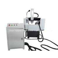 Cheap Half Closed Metal Mold CNC Engraving Machine 4 Axis for sale