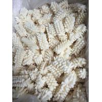 China Frozen Squid flower, pinapple cut, carving on sale