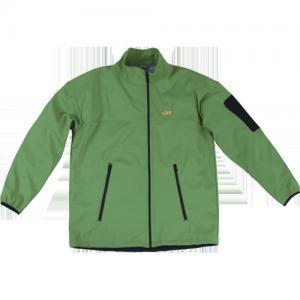 China Green lightweight waterproof jacket winter coats for women / men on sale