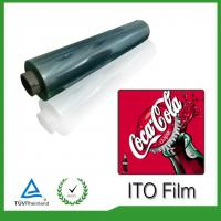 Cheap electroluminescent panel ito film conductive ito film for EL printable light for sale