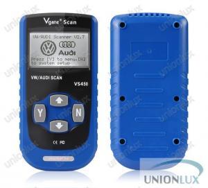 Cheap Vgate VS450 CAN Auto Diagnostic Scanner , Volkswagen / Audi OBD2 Diagnostic Tool for sale
