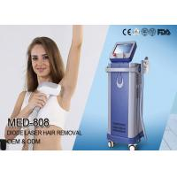 Cheap Germany Laser Bars 808 Diode Laser Hair Removal Alexandrite Super Hair Removal Machine for sale