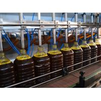 Cheap Electric Automated Cooking Oil Filling Machines , Stainless Steel Water Machine for sale