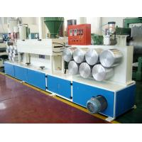 Cheap Recycled PET Strap Production Line Hydraulic , high speed strapping machine for sale