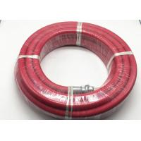 """Cheap Rubber Jack Hammer 300 Psi Air Hose Assembly ID 3/4"""" X 50' Red Color for sale"""