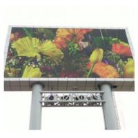 Cheap LED Billboard Advertising Rolling Display Screen Remote Control P6 SMD3535 On Building for sale