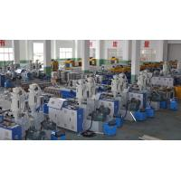 Cheap Double Wall Corrugated Pipe Extrusion Line , Corrugated Pipe Production Equipment for sale