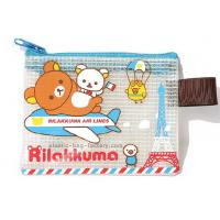Cheap Mesh PVC 0.3mm customized plastic zip lock bags for children / teenager for sale