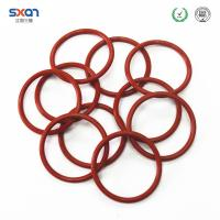 Cheap epdm silicone fkm auto rubber parts encapasulated rubber o ring for sale