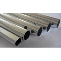 Cheap 5754 Aluminum Round Tubing , Anodized Aluminum Tubing Easy Machined for sale