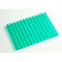 Cheap Ten Year Warranty Colored Polycarbonate Sheeting with Uv Protection for sale