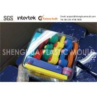 China PC Clear Plastic Storage Tubs  With Snap On Polypropylene Lid Injection Molding on sale
