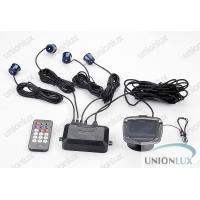 Cheap Microcomputer Control 0.3 - 2.5m Rear Parking Sensors With MP3 for sale