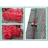 Cheap High Speed Personnel And Materials Hoist , Building Site Man Hoist Equipment wholesale
