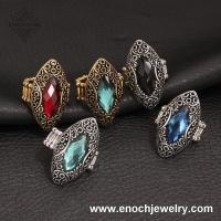 Cheap Exquisite Luxurious High End Vintage Diamond Ring For Sale for sale