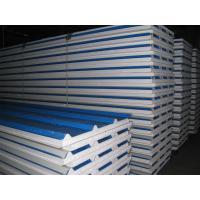 Eps Foam Roof Panels : Eps sandwich insulation panels for factory buildings