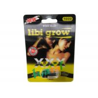 Cheap 3D Libigrow Herbal Sex Pills 24pills / Box Stoping Premature Ejaculation for sale