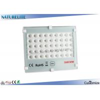 Buy cheap Honeycomb Shaped 50W LED Flood Light With 8/45° Beam Angle 3 years Warranty from wholesalers