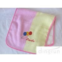 Cheap Full Printing Bathroom Hand Towels , Embroidered  Hand Towels Small Comfortable for sale