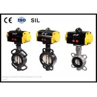 Cheap Casting High Cycle Butterfly Valve Actuator Industrial Automation Leaders for sale