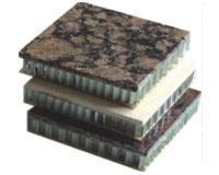 China Stone-Aluminum Honeycomb Panels on sale