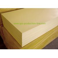 Eco - Friendly High R Value Styrofoam Insulation Sheets for Building