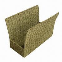Cheap Gourmet Storage Box/Picnic Basket, Seagrass, Eco-friendly, Various Colors/Styles are Available for sale