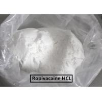 Cheap USP Standard  Local Anesthetic Agents Ropivacaine /Ropivacaine HCL wholesale