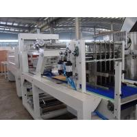 Cheap Pallet PE / PVC / POF Automatic Shrink Wrapping Machine For Soft Drink / Liquor for sale