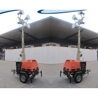 Cheap MO-5659 Automatic Mobile Light Tower for sale