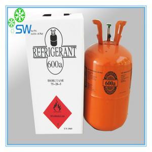 China Refrigerante r600a gas for sale isobutane refrigerant r600a gas on sale