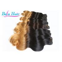 Cheap Tangle Free Brazilian 20-22 inch Ombre Remy Hair Extensions For Dream Girl for sale