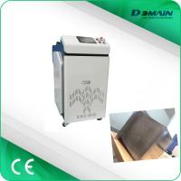Cheap 1000W 1500W Stainless Steel Automatic Welding Machine Raycus / IPG Laser Source Brand for sale