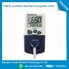 Portable Blood Glucose Meters For Diabetes Patients Self Management for sale
