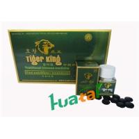 China Tiger King Herbal Sexual Enhancement Pills Lasts For 72 hours 10 capsules / box on sale