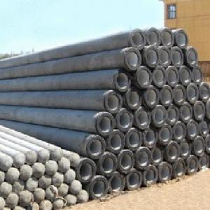 Cheap Cement Prestressed Concrete Poles High Precision Concrete Electric Pole Mould for sale