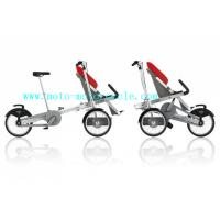 Cheap Mother Folding Baby Stroller Bike , Bicycle Baby Stroller for sale