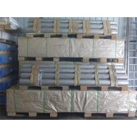 T aluminum round bar with yield strength mpa