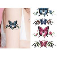 Buy cheap Custom Design Children Fake Temporary Tattoo Sticker For Body Makeup / Art from wholesalers