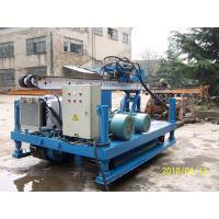 Cheap Anchor Drilling Crawler Drilling Rig 3.5 m Maste Long Stroke for sale