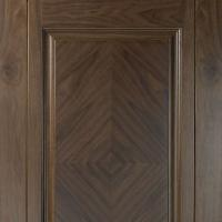 Natural American Black Walnut Wood Veneer Sheet For Door Of Quality Natural Wood Veneer