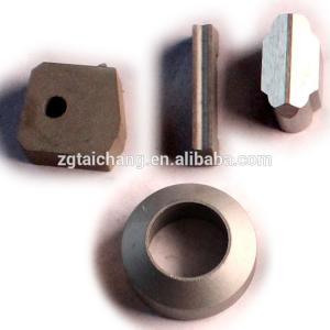 Cheap Taichang Customized Tungsten Carbide  glass bottle insert disc cutter blade for sale