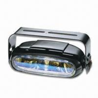 Cheap Car Fog Lamp with H3 Bulb, 12V Voltage and 55W Power for sale